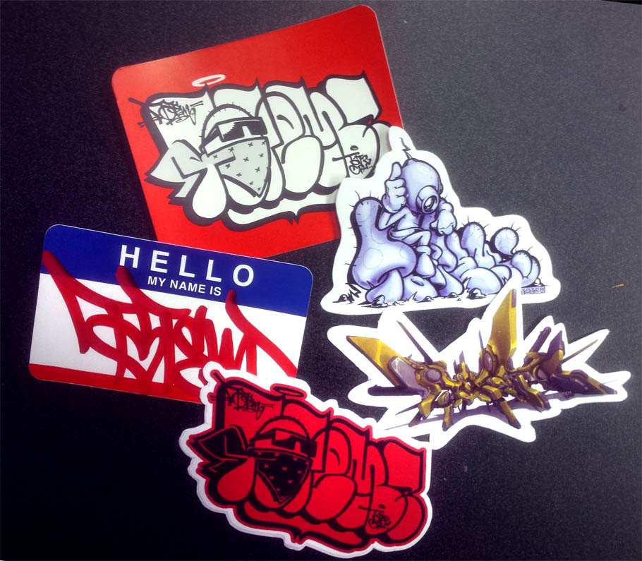 TotemStickers